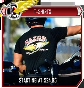 Razor T-shirts